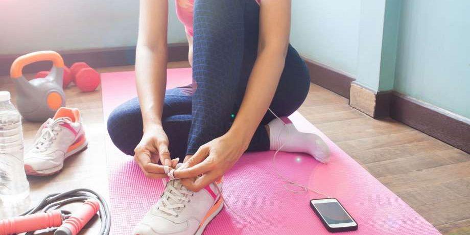 Najboljše brezplačne aplikacije za vadbo doma