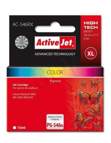 ActiveJet barvno črnilo Canon CL-546 XL