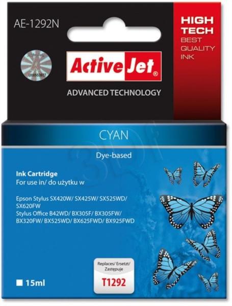 ActiveJet cyan črnilo Epson T1292