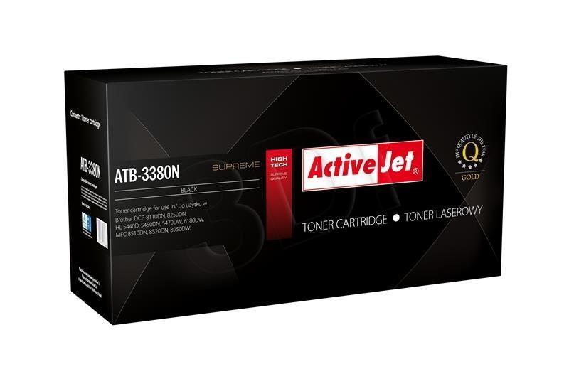 ActiveJet črn toner Brother TN-3380