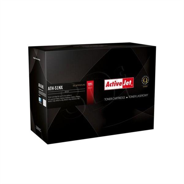ActiveJet črn toner HP 51X Q7551X