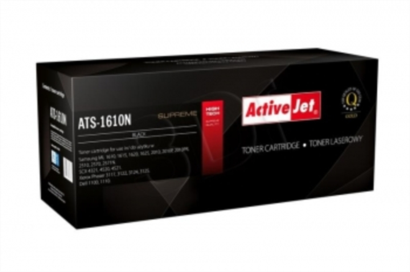 ActiveJet črn toner Samsung ML-1610D2, Dell