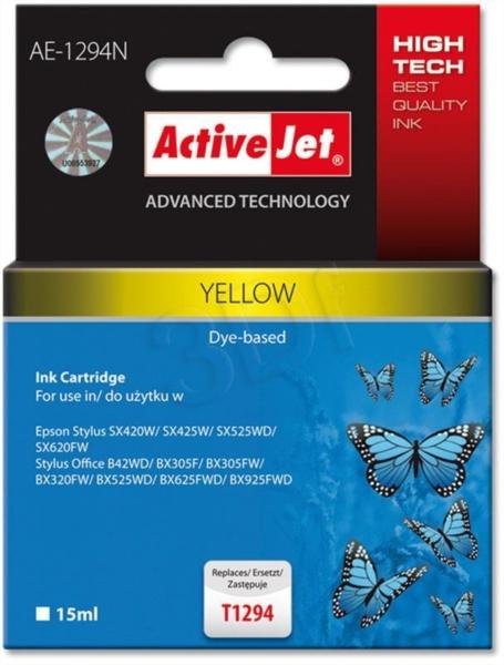 ActiveJet rumeno črnilo Epson T1294