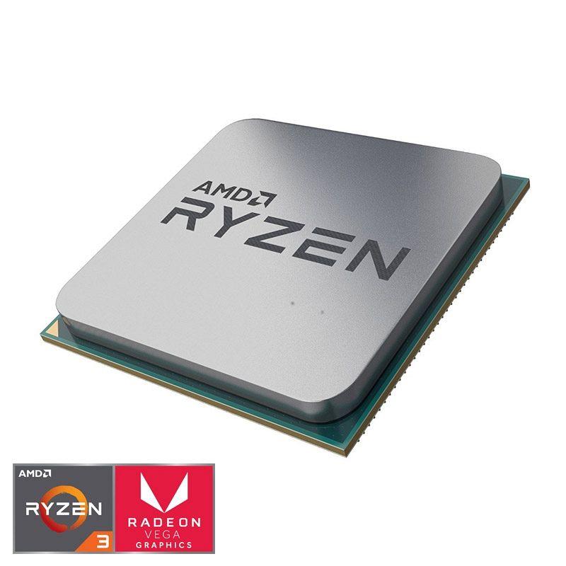 AMD Ryzen 3 2200G 3,5/3,7GHz 4MB AM4 65W Wraith Stealth Radeon Vega 8 BULK procesor