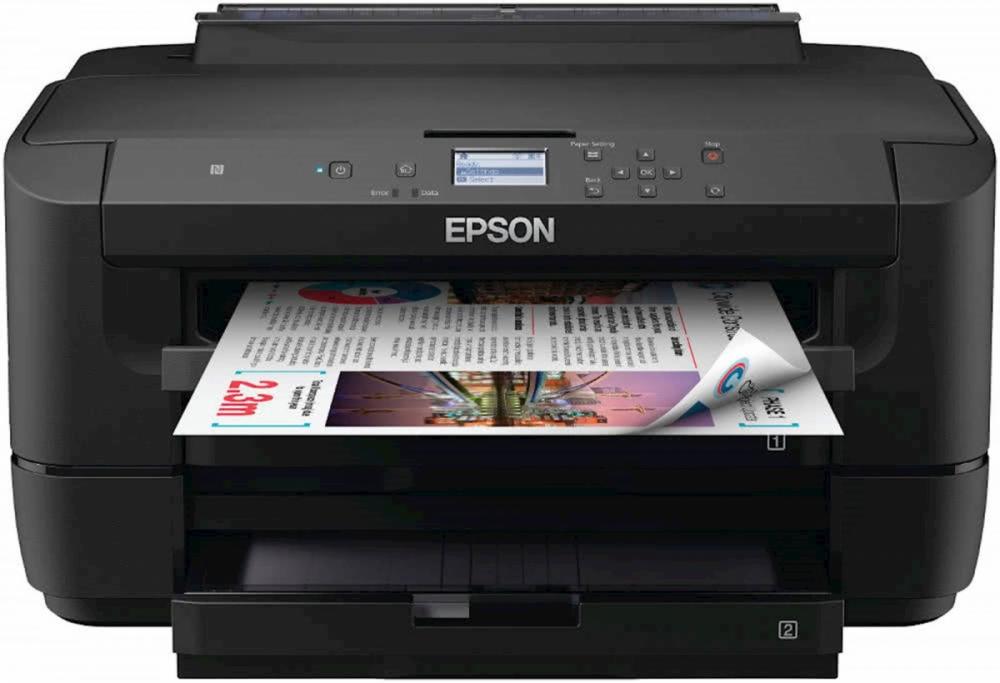Brizgalni tiskalnik EPSON WF-7210DTW