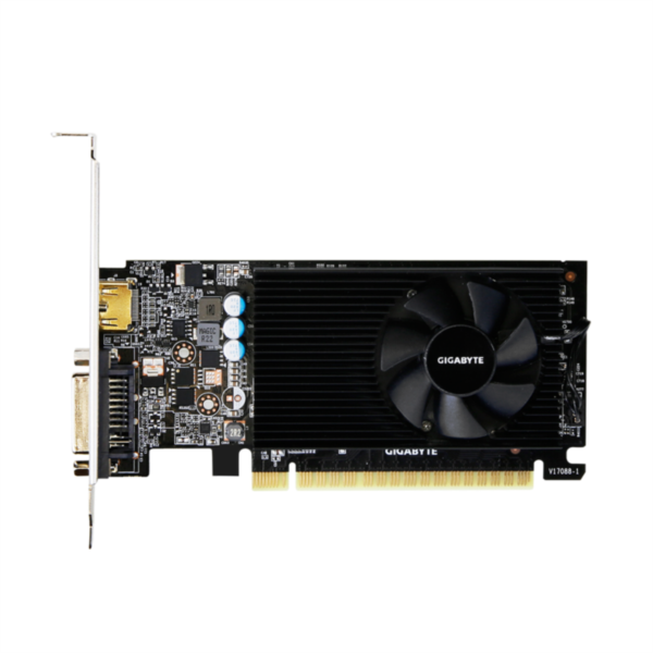 Grafična kartica GIGABYTE GeForce 730, 2GB GDDR5, PCI-E 2.0