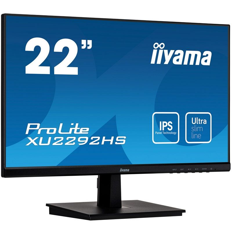 IIYAMA PROLITE XU2292HS-B1 54,6cm (21,5