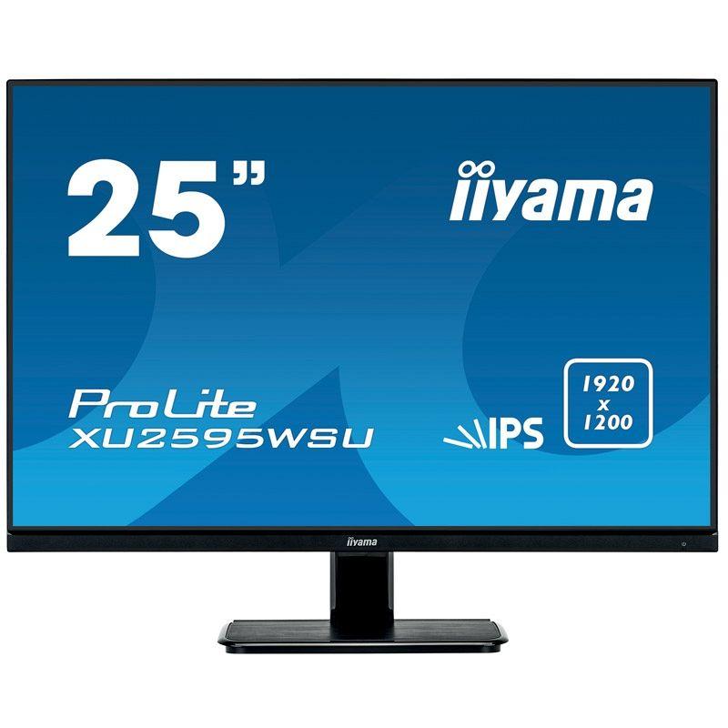 IIYAMA ProLite XU2595WSU-B1 63,5cm (25'') IPS VGA/HDMI/DP zvočniki LED LCD monitor