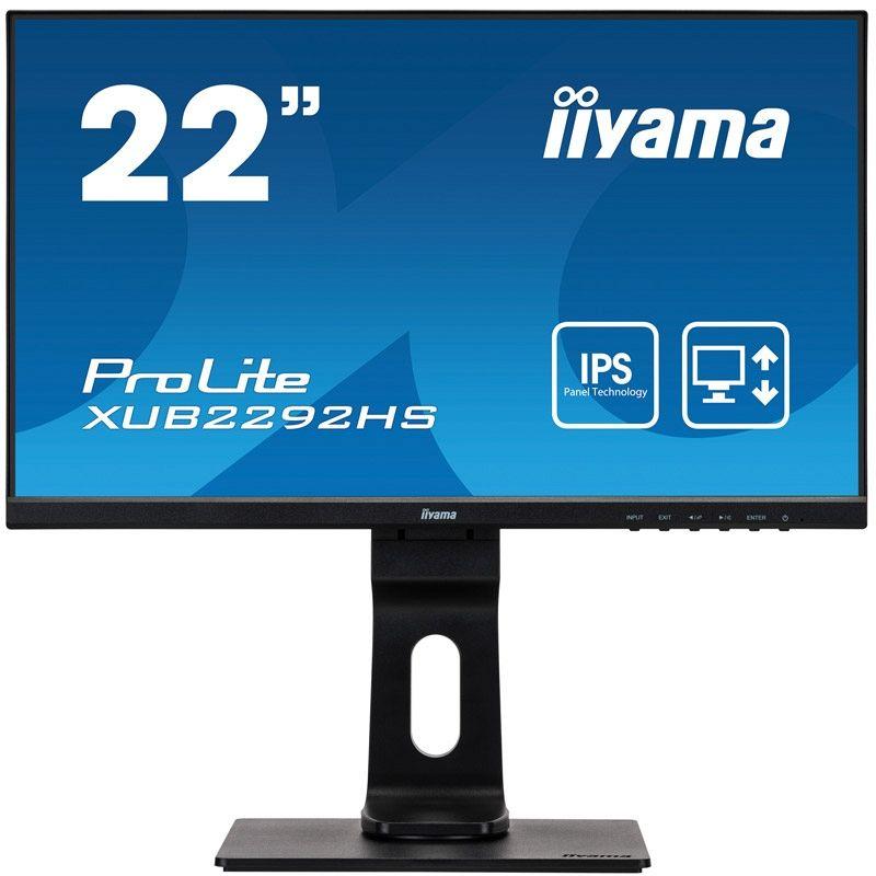IIYAMA PROLITE XUB2292HS-B1 54,6cm (21,5