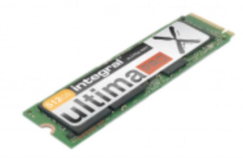 Integral 120gb UltimaPro X M.2 2280 PCIe Gen3x4 NVMe SSD