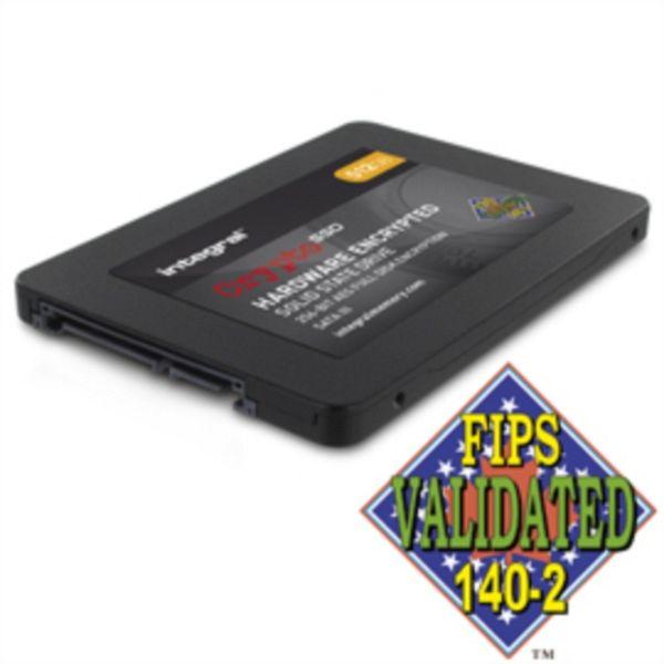 Integral 256GB CRYPTO SSD SATA3 HARDWARE ENCRYPTED