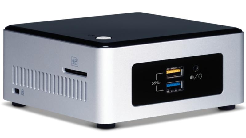 Intel NUC kit Celeron NUC5CPYH 2,5