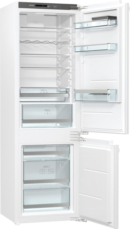 NRKI2181A1 Kombinirani hladilnik/zamrzovalnik - vgradni integrirani
