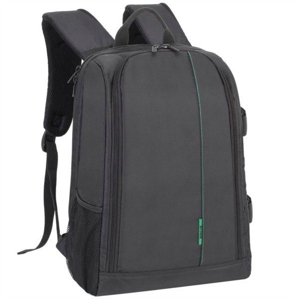 RivaCase nahrbtnik črn SLR 7490 PS