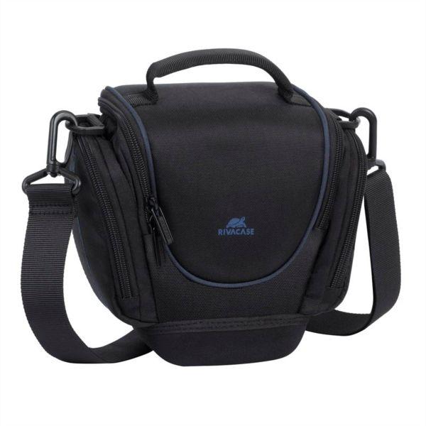 RivaCase Črna torbica za SLR fotoaparat 7202 SLR