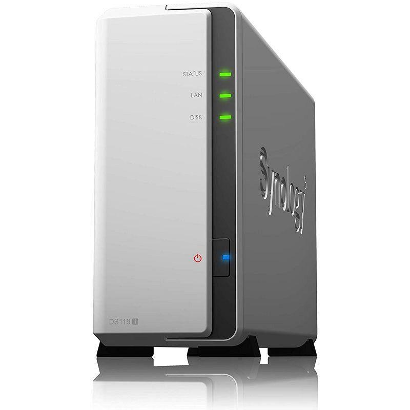 SYNOLOGY DS119j za 1 disk NAS strežnik