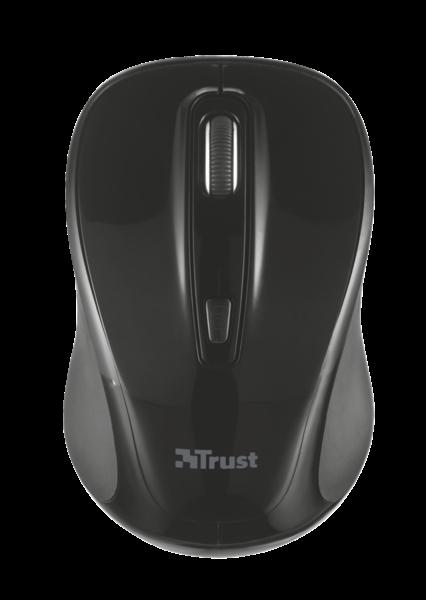 Trust 21192 Xani optična Bluetooth miška, črna