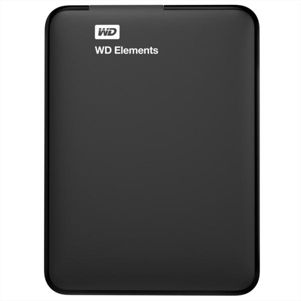 WD ELEMENTS 2TB zunanji disk USB 3.0 2,5