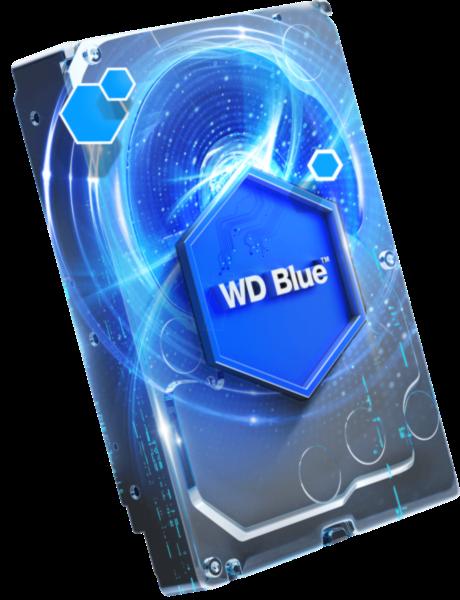 WD trdi disk 1TB 7200RPM 64MB 6GB/S BLUE
