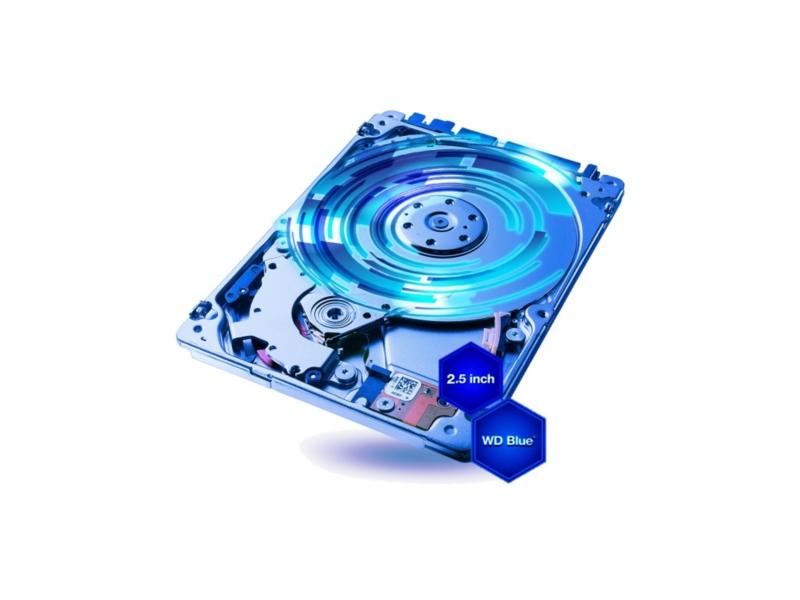 WD trdi disk 500GB SATA 3 5400 16MB 2.5'', Blue, 7mm