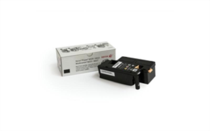 Xerox črn toner za Phaser 6020/6022 in WorkCentre 6025/6027 za 2000 strani