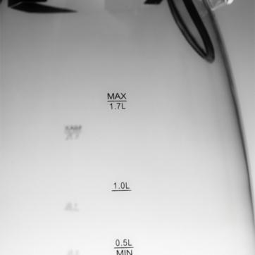 Adler grelnik vode 1.7 2000 W jeklo