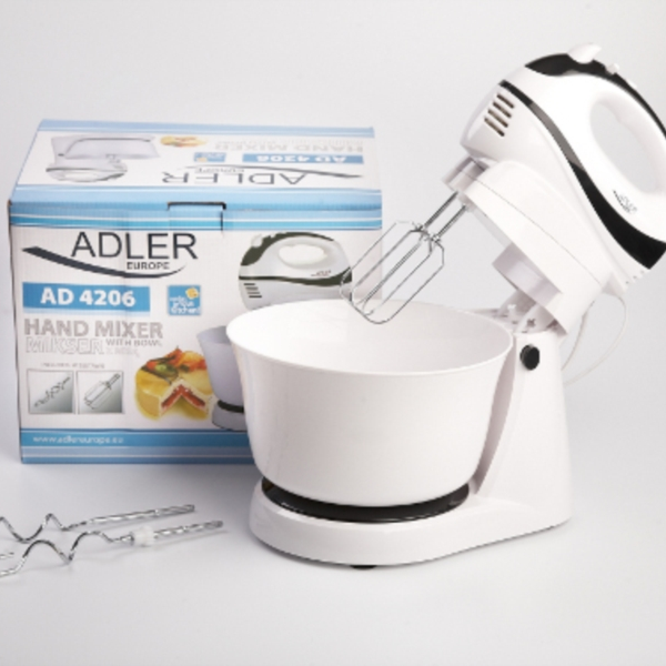 Adler mešalnik s posodo 300W