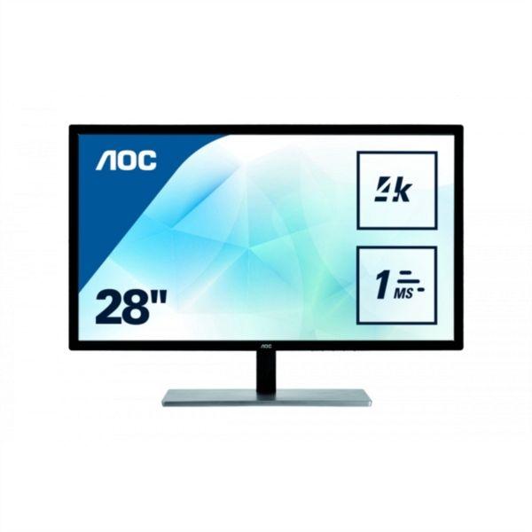 AOC U2879Vf 28'' 4k monitor