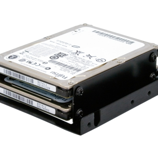 Chieftec adapter 2x HDD/SSD iz 2,5