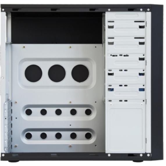 Chieftec CQ-01B-U3-OP USB3 ATX ohišje, črno