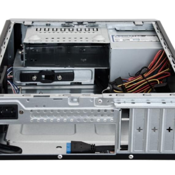Chieftec FN-03B mATX 350W USB3 ohišje z napajalnikom