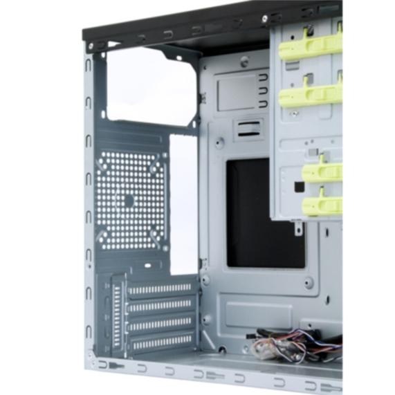 Chieftec HT-01B-350GPB 350W USB3 mATX ohišje z napajalnikom