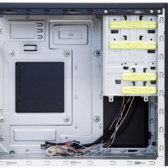 Chieftec LT-01B-350GPB 350W USB3 mATX ohišje z napajalnikom