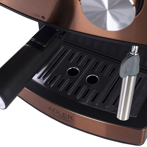 Espresso kavomat Adler AD4404 CR