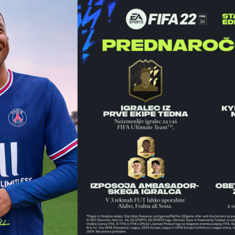 FIFA 22 Xbox X