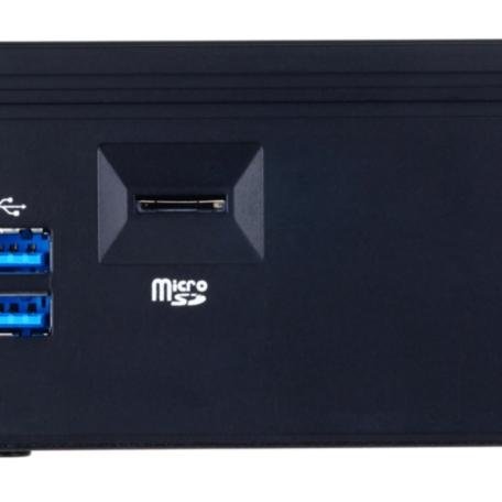 "Gigabyte BRIX N3000 Ultra Compact PC kit (2.08 GHz, USB3, HDMI, WiFi, 2.5"" HDD/SSD"