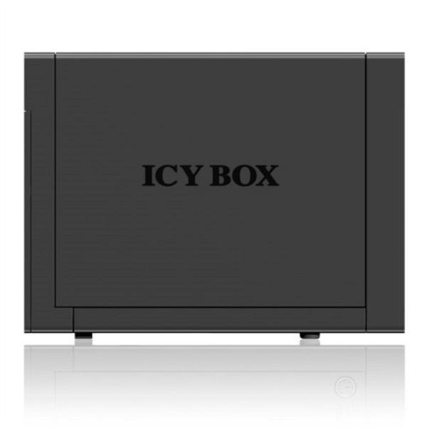 Icybox IB-3620U3 zunanje ohišje za 2 diska 3.5
