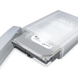 Icybox IB-AC602 zaščitna škatla za 3.5