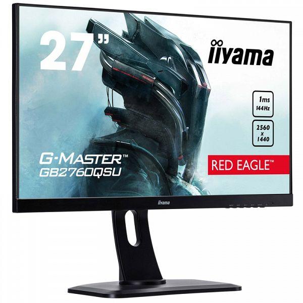 IIYAMA G-MASTER Red Eagle GB2760QSU-B1 68,58cm (27