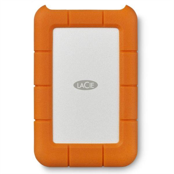 LaCie 2TB Rugged 2,5 USB-C 3.1