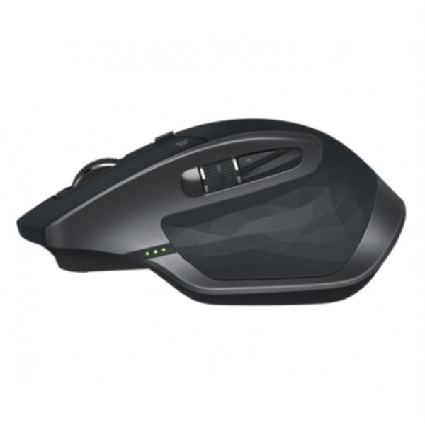 Logitech Cordless Laser MX Master 2S Unifying, polnilna