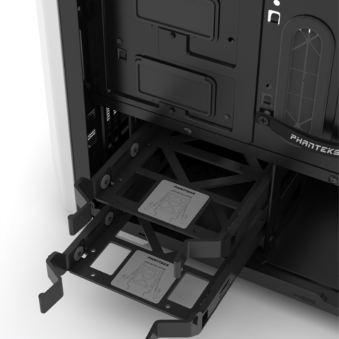 PHANTEKS ECLIPSE P400S USB3 ATX belo ohišje