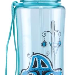 Plastenka KIDS 460ml modra