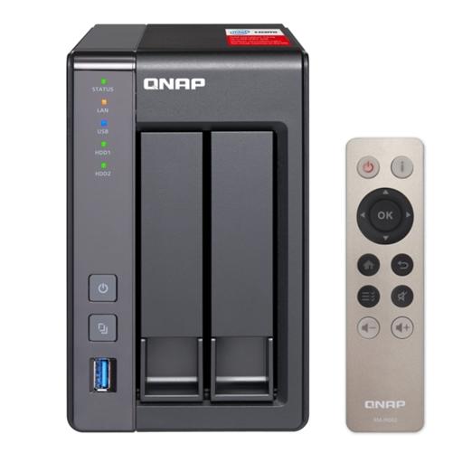 QNAP TS-251+ NAS strežnik za 2 diska