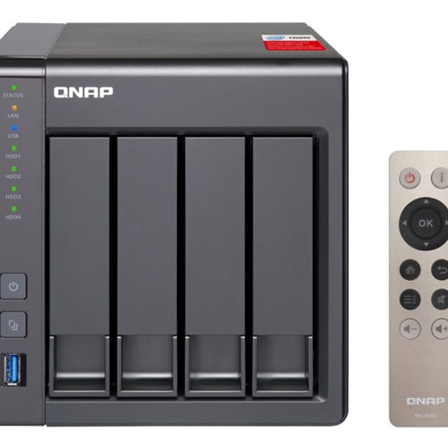 QNAP TS-451+ NAS strežnik za 4 diske