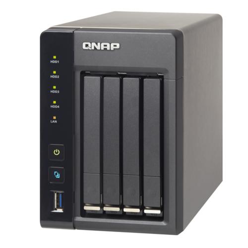 QNAP TS-451S NAS strežnik za 4  2,5