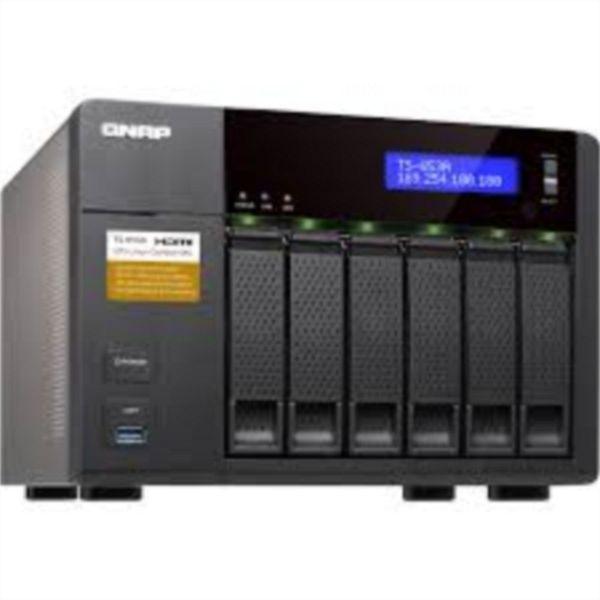 QNAP TS-653A-8G NAS strežnik za 6 diskov