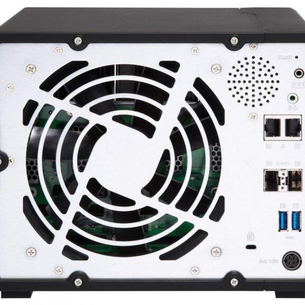 QNAP TS-932X-2G strežnik za 9 diskov