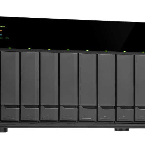 QNAP TTS-873 NAS strežnik za 8 diskov