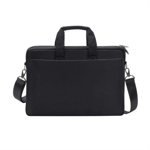 RivaCase črna torba za prenosni računalnik 15.6